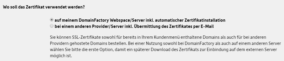 Certyfikat SSL IIS