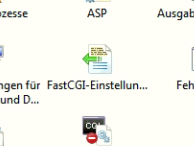 IIS 7.5 PHP FastCGI Timeout